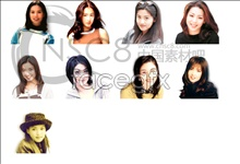 Link toTaiwan beauty star icons