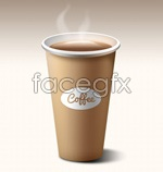 Link toTake-away coffee psd