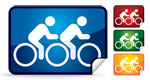 Link toTandem bicycle icon