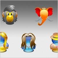 Link toTarzan lumina style icons icons pack