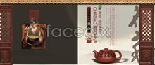 Link toTea ceremony psd tea culture pictures-3