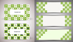 Link toTea theme banners vector