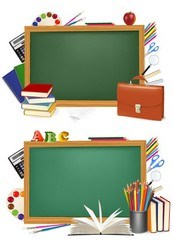 Link toTeaching supplies vector