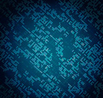 Link toTech squares background vector