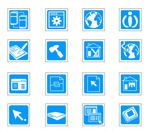 Link toTech vector icons