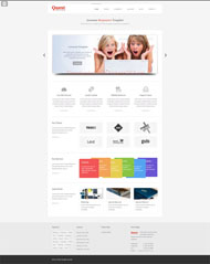 Link toTechnology exploration of html5 website template