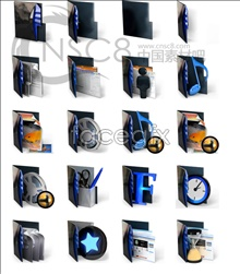 Link toTechnology folder icons