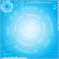 Link toTechnology theme background vector