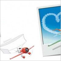 Link toTeddy bear aircraft vector
