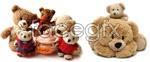 Link toTeddy bear toy psd