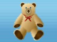 Link toTeddy bear vector free