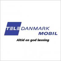 Link toTele danmark mobil logo