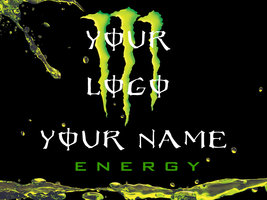 Link toTemplate - energy drink logo
