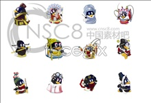 Link toTencent qq opera cartoon icons