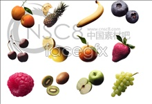 Tender and juicy! fruit icons