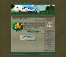 Link toTerra draco web design