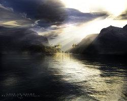 Link toTerragen - lost in light