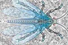 Link toTerror machine moths vector