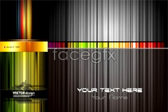 Link toTexture magic striped background vector