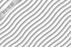 Link toTexture wavy curved background vector