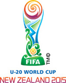 Link toThe 2015 world cup log vector