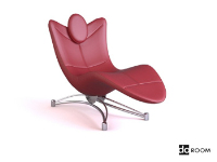 Link toThe alternative styling lounge chair 3d models