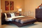 Link toThe bedroom furnishings psd