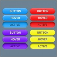 Link toThe button several state psd