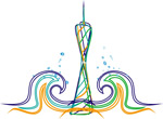 Link toThe canton tower vector