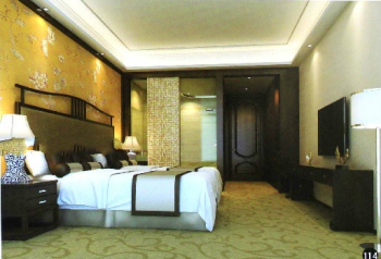 Link toThe chinese classical spacious bedroom model