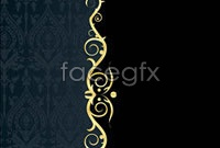 Link toThe classic european-style pattern vector