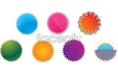 Link toicon promo discount web2.0 of colors The