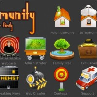 Link toThe community icons icons pack