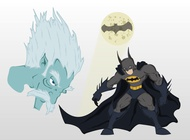 Link toThe dark knight vector free