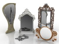 Link toThe european mirror combinations 3d model