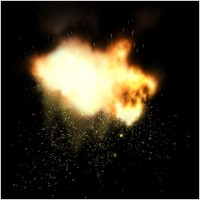 Link toThe explosive fireball series psd 4