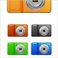 Link toThe exquisite camera psd layered