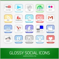 Link toThe exquisite icons s psd layered