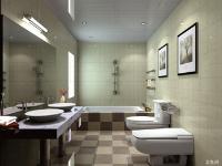 Link toThe fashion minimalist bathroom model