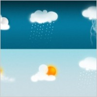 Link toThe gentle weather icon psd