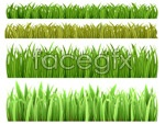 Link toThe grass vector material