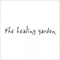 Link toThe healing garden logo