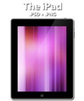 Link toThe ipad: psd edition