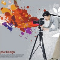 Link toThe korea design elements psd layered yi007