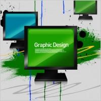 Link toThe korea design elements psd layered yi040