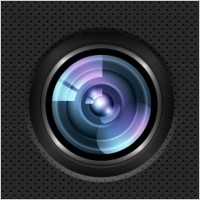 Link toThe lens iconpsd layered