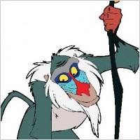 Link toThe lion king rafiki003