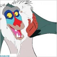 Link toThe lion king rafiki004