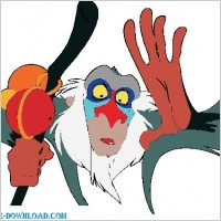 Link toThe lion king rafiki007
