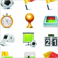 Link toThe number of football icon